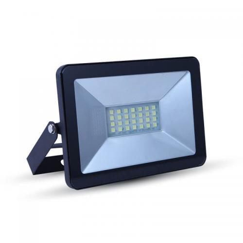 V-TAC - 10W LED Прожектор SMD Черно Тяло 3000K SKU: 5875 VT-4611, 4500K-5876, 6000K-5877