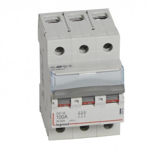 LEGRAND - Товаров прекъсвач /шалтер/ DX3-IS 100А 3P 406469