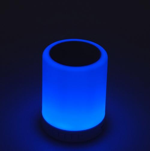 V-TAC - 3W LED Настолна Лампа Колона RGB+Бяло 3000K SKU: 8516 VT-1043