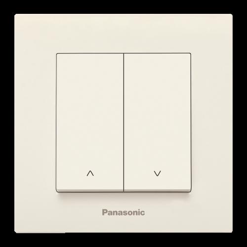 PANASONIC - Ключ за щори Panasonic Kare крем WKTC00222BG‐EU1