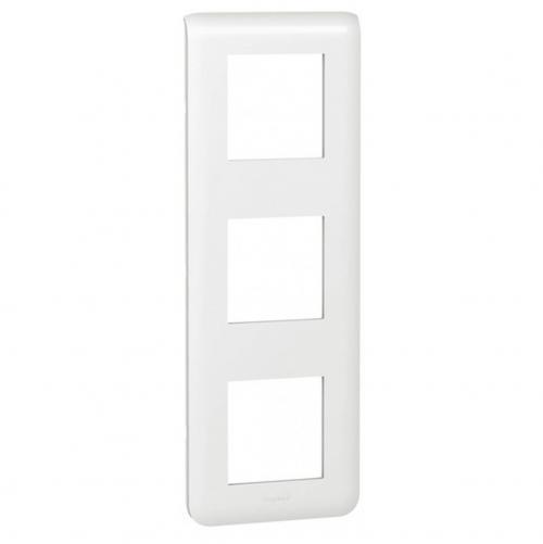 LEGRAND - 78823 Шестмодулна вертикална рамка 3х2 Mosaic бяло