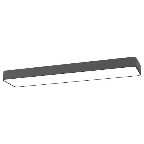 NOWODVORSKI - LED линейно тяло SOFT LED GRAPHITEE 90x20 9531