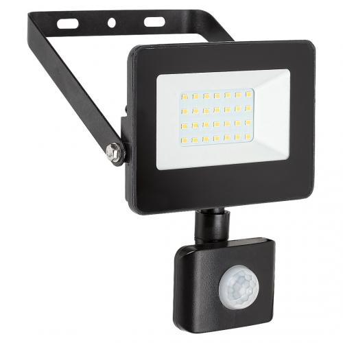 RABALUX - LED прожектор със сензор FLOOD 7066 LED 10W 900lm 4000K IP44