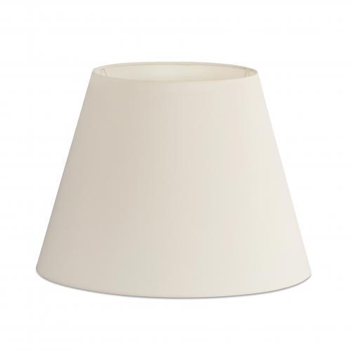 FARO - ETERNA White textile shade ø400×290 2P0231
