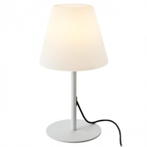 REDO GROUP - Градински настолна лампа  PINO 9677  VE 0.52M E27 1X23W IP65 WH