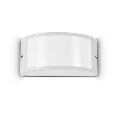 IDEAL LUX - Аплик REX-1 AP1 Bianco     092393