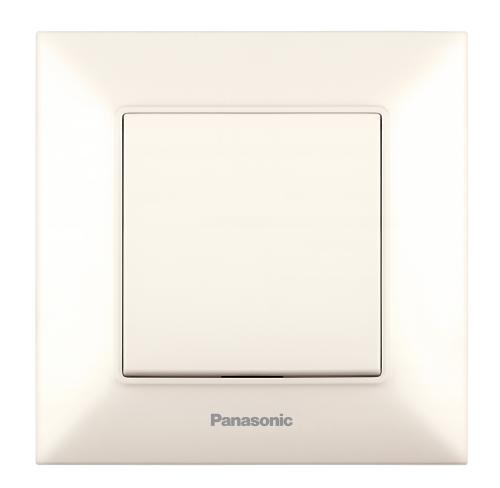 PANASONIC - Ключ бойлерен 16А Panasonic Arkedia Slim крем WNTC0043-2BG