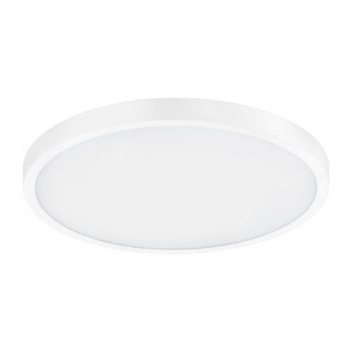 EGLO - ПЛ LED панел 25W 2500lm 3000K Ø400 бяло 'FUEVA 1' 97262