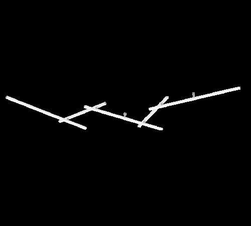 TRIO - Плафон INDIRA – 674610531