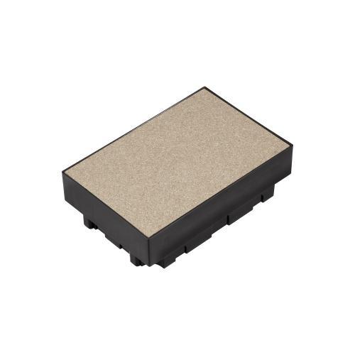 SCHNEIDER ELECTRIC -  ETK44836 Конзола за замазка за подова кутия Ultra 6 модула 45x45