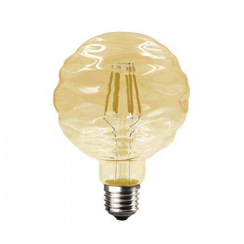 ACA LIGHTING - LED крушка димираща кехлибар FILAMENT E27 6W 2700K 680lm WAFT6WWDIMAM