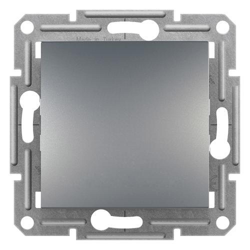 SCHNEIDER ELECTRIC - Бутон стомана 10A Asfora EPH0800362