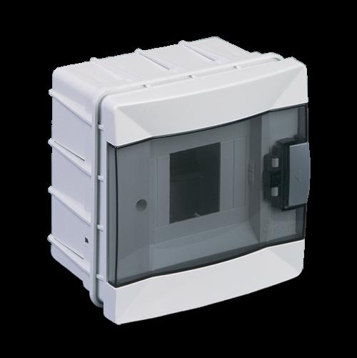 MAKEL - Табло за 4 броя автоматични прекъсвачи вграден монтаж 63004