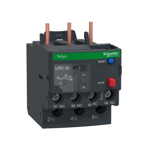 SCHNEIDER ELECTRIC - Термична защита TeSys D 30...38A LRD35