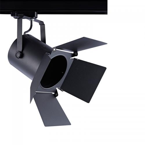 ACA LIGHTING - Релсов прожектор 238TLB4W