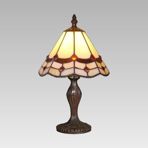 LUXERA - Настолна лампа TIFFANY  153