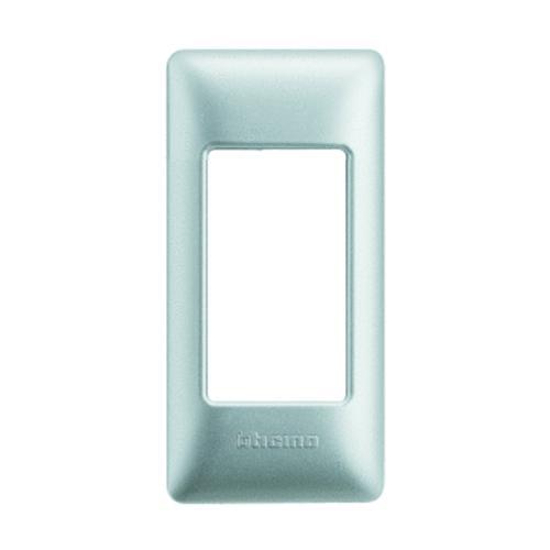 BTICINO - LND4811TE Рамка 1М Anthracite правоъгълна алуминий Livinglight