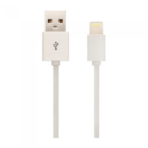 V-TAC - Кабел 1.5м IPhone, бял SKU: 8453 VT-5552