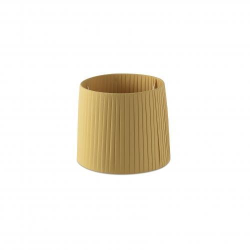 FARO -  MAMBO Yellow ribbon textile shade ø250×200 2P0626