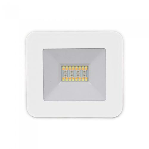 V-TAC - 20W LED Прожектор Bluetooth Бяло Тяло RGB + W SKU: 5984 VT-5020