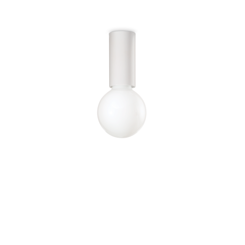 IDEAL LUX - Плафон  PETIT PL1 BIANCO 232966 E27, 1X60W
