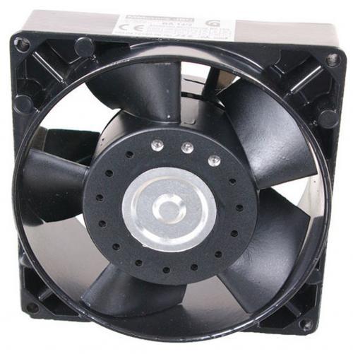 MMOTORS - Високотемпературен вентилатор ВА12/2 ВТ