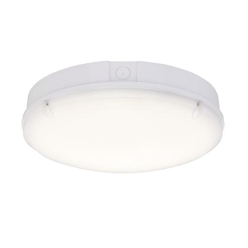 SAXBY - Плафон  FORCA CCT emergency and step dimming 77903 LED 18W, 1600LM, 3000K/4000K/6500K, IP65