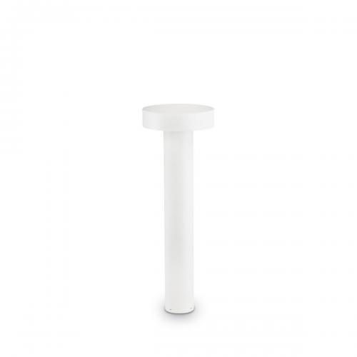 IDEAL LUX - Градински стълб  TESLA PT4  SMALL Bianco 153209