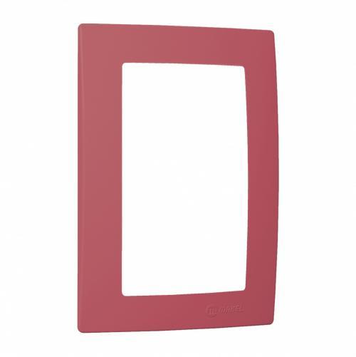 MAKEL - Рамка розова за двоен контакт Lillium Natural Kare 32093710