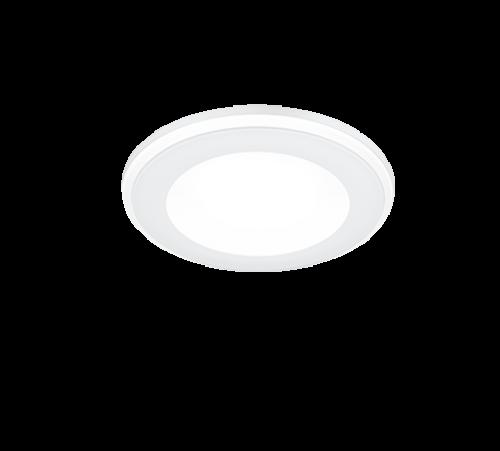 TRIO - LED панел за вграждане 5W бял AURA – 652310131