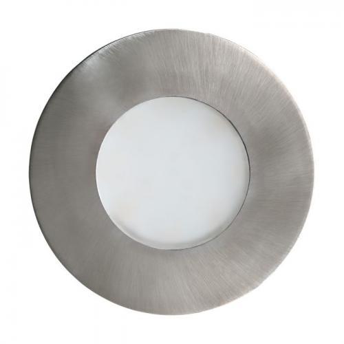 EGLO - LED луна ВЛ-ВГР.ЗЕМЯ-LED 1хGU10 5W 350lm Ф84 ст.инокс 'MARGO' 94092