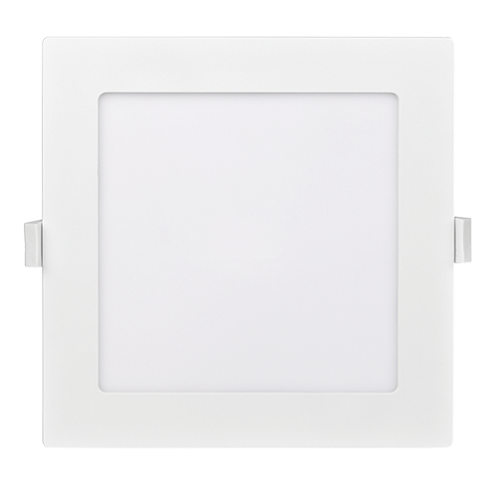 PANASONIC - 12W LED панел за вграждане, квадрат 4000K 170x170 LPLA21W124