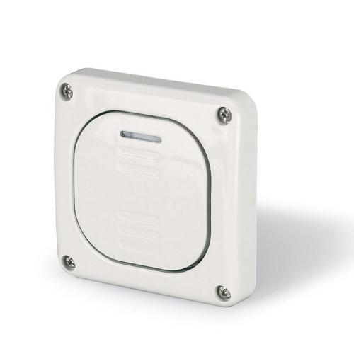 SCAME - Еднополюсен ключ за скрит монтаж IP 66, серия Protecta 137.3011