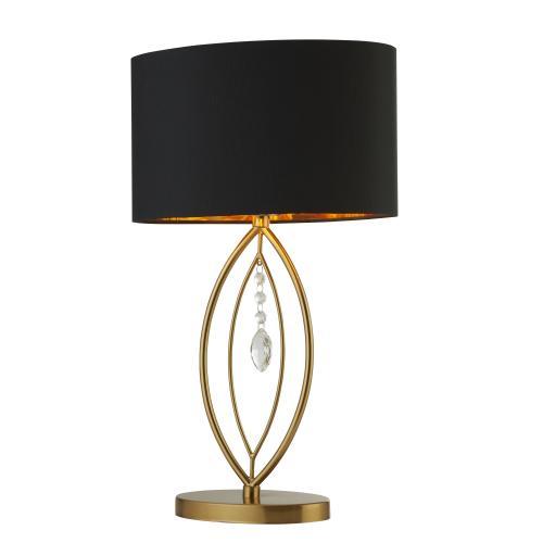 SEARCHLIGHT - Настолна  лампа   EU9138GO Crown