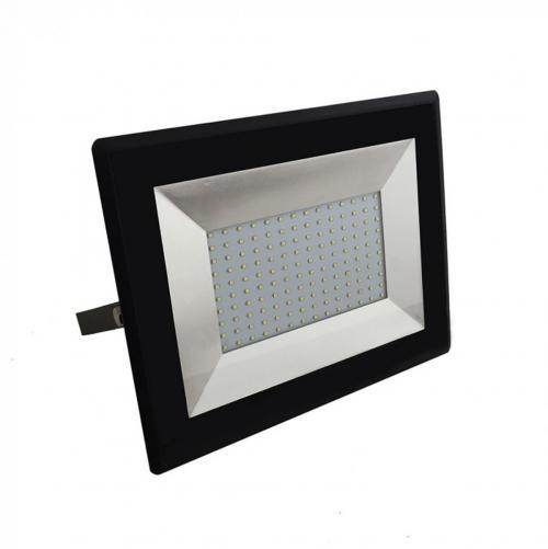 V-TAC - 100W LED Прожектор E-Series Черно тяло 3000K SKU: 5964 VT-40101, 4000K-5965, 6000K-5966