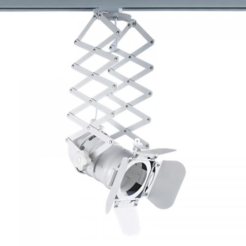 ACA LIGHTING - Релсов прожектор 243TLW4W