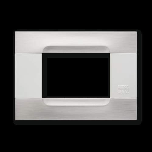 SIMON URMET - 10903.B.91 Nickel Steel Polychrome Metal Gloss Kadra