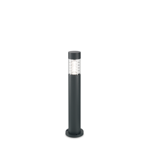 IDEAL LUX - Градински стълб  DEMA PT1 H60 ANTRACITE 243481 R7s max 1 x 60W, IP54