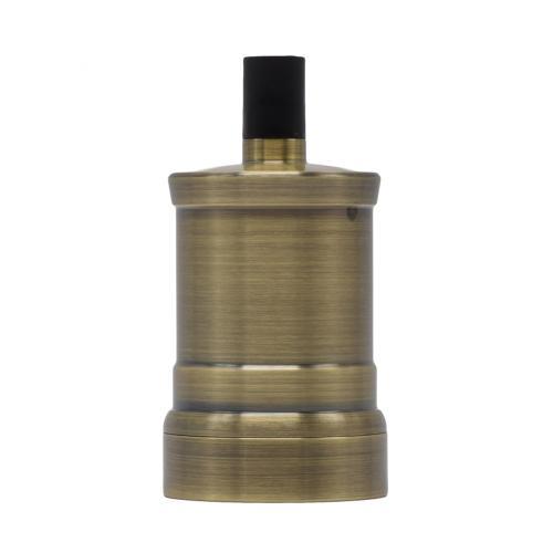 TNL - RE27R2ABG Fitting е27 metal antique brass
