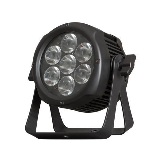 ULTRALUX - SPX22080 LED DMX RGBW прожектор 80W 220V IP65