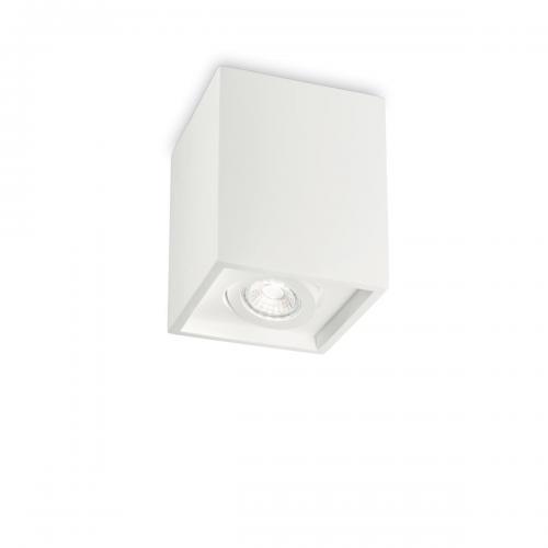 IDEAL LUX - Плафон OAK PL1 SQUARE Bianco  150468