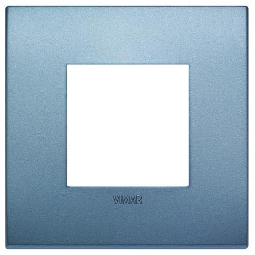 VIMAR - 19642.76 - Arke Двумодулна рамка Classic технополимер matt blue