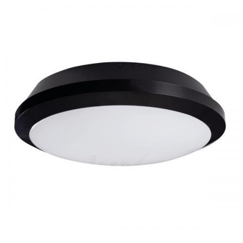 KANLUX - LED плафониера DABA PRO 25W NW-B IP65 25W 2800lm 4000K 19065