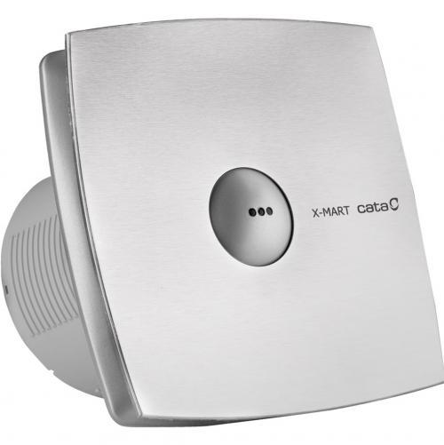 CATA - Вентилатор за баня CATA X-MART 10 MATIC INOX