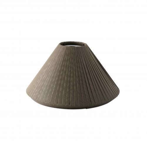 FARO - Плетена шапка IP65 плат кафяв HUE 71598