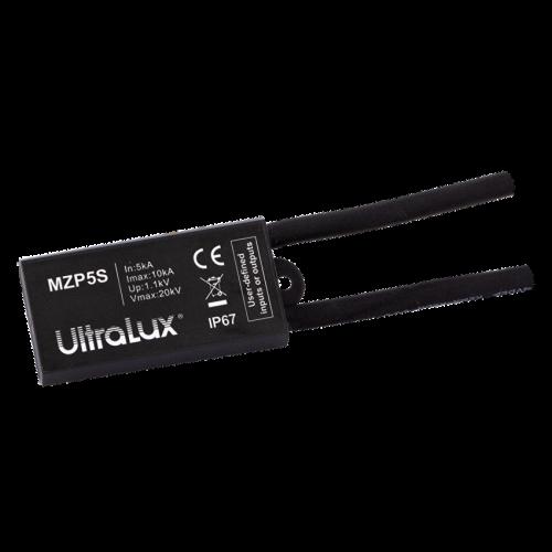 ULTRALUX - MZP5S Модул за защита от пренапрежение, сериен, 10kA, 20kV, 277V AC, IP67