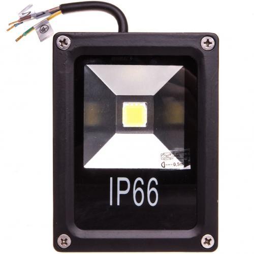 KANLUX - LED прожектор GRUN MCOB-10-B 8W 500lm 4200K IP66 30130