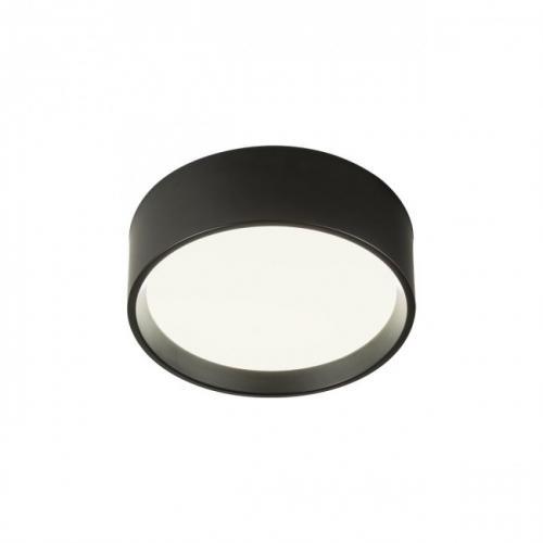 REDO GROUP - Плафон TAPPER  01-1538 D450xH140 LED 45W 3000K MATT BLACK