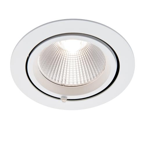 SAXBY - луна AXIAL round 78540 LED 30W, 4000K, 2800LM
