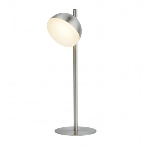 SEARCHLIGHT - Настолна лампа 7451-1SS Tully LED 6W, 240lm, 3000K